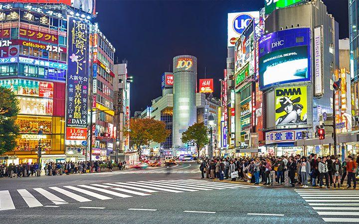 8° GIORNO: TOKYO